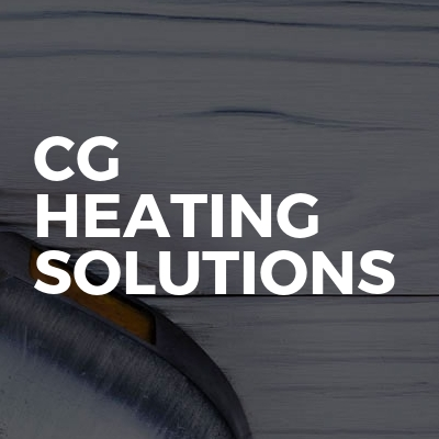 CG HEATING SOLUTIONS