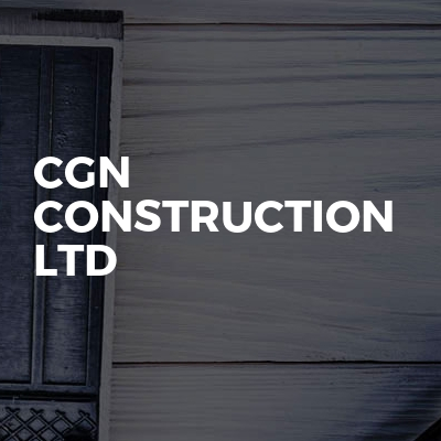CGN Construction Ltd