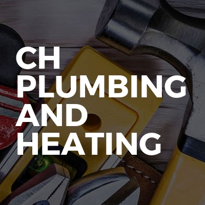 CH plumbing and heating