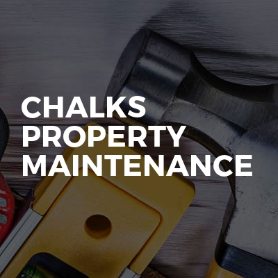 chalks property maintenance