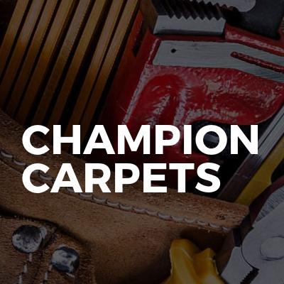 Champion carpets