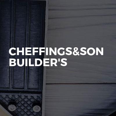 Cheffings&son builder's