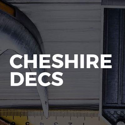 Cheshire Decs