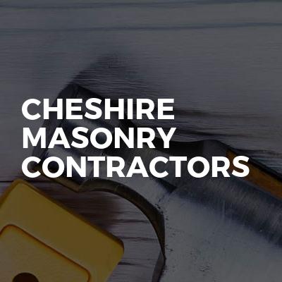 Cheshire Masonry Contractors