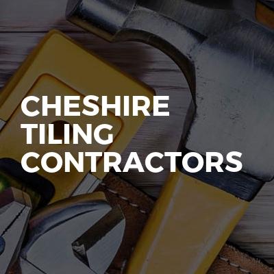 Cheshire tiling contractors