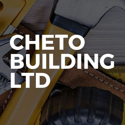 Cheto Building Ltd