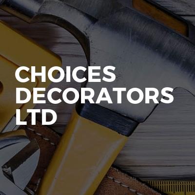 Choices Decorators Ltd
