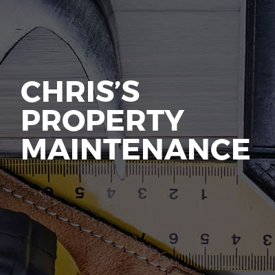 Chris's Property Maintenance