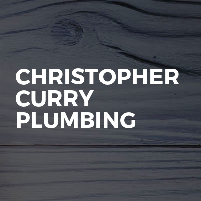 Christopher Curry Plumbing
