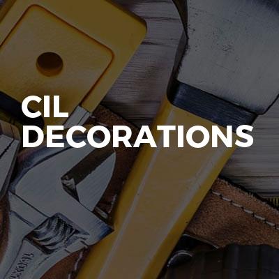 CIL Decorations