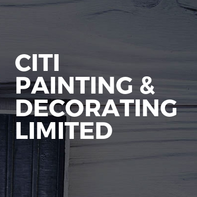 CITI Painting & Decorating Limited