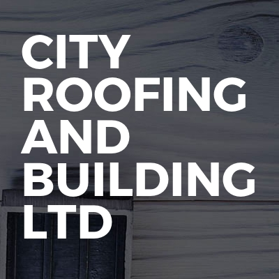 City roofing and building ltd
