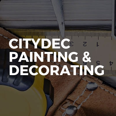 CITYdec Painting & Decorating