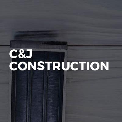 C&J construction