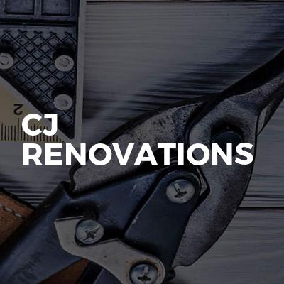 CJ Renovations