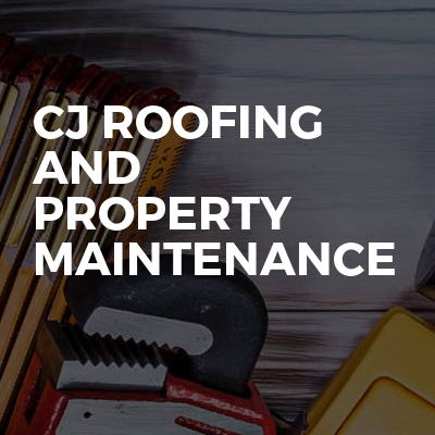 CJ Roofing And Property Maintenance