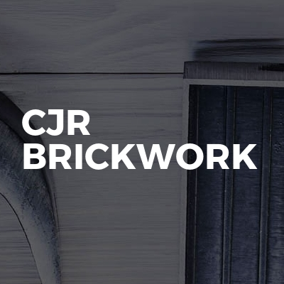 CJR Brickwork