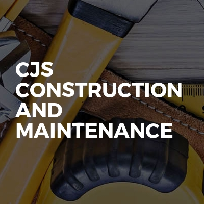 Cjs construction and maintenance