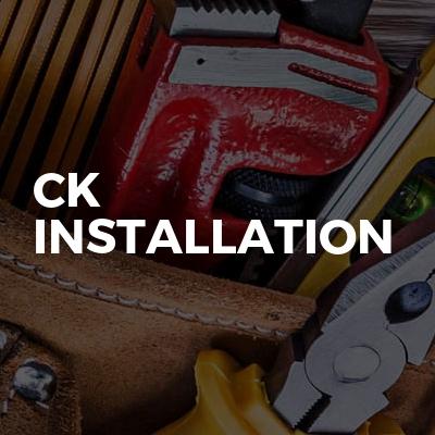 Ck installations