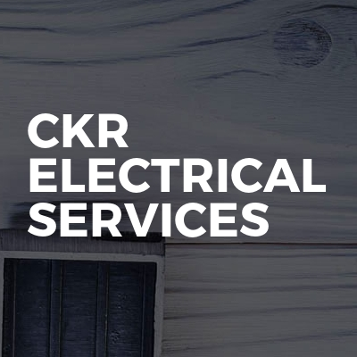 CKR Electrical Services