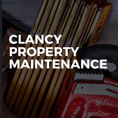 Clancy Property Maintenance