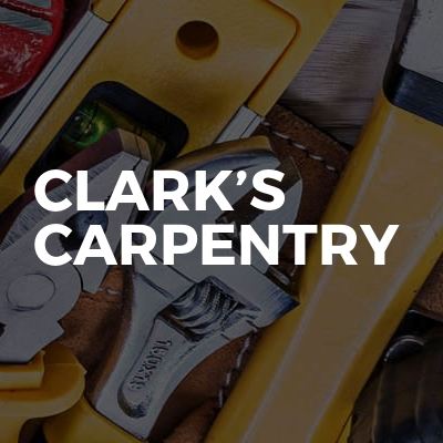 Clark's Carpentry
