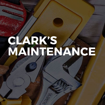 Clark's maintenance