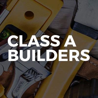 Class A Builders