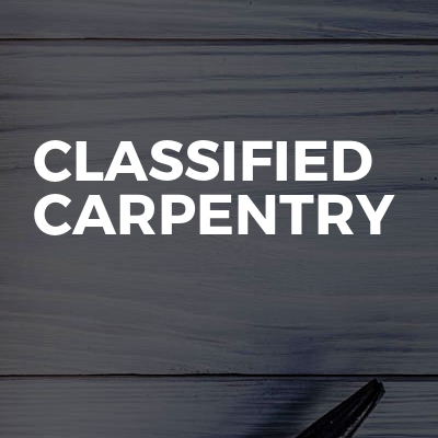 Classified carpentry
