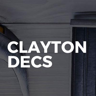 Clayton Decs