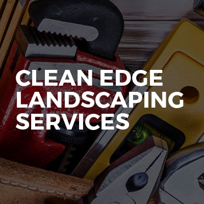 Clean Edge Landscaping services