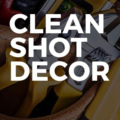 Clean Shot Decor