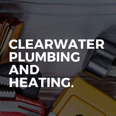 Clearwater Plumbing and Heating.