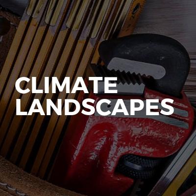 Climate Landscapes