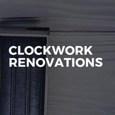 Clockwork Renovations