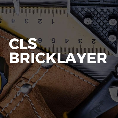 CLS Bricklayer
