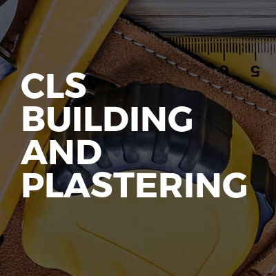 CLS Building and Plastering