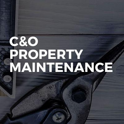C&O Property Maintenance