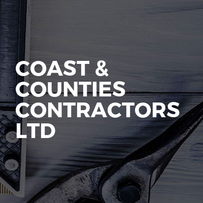Coast & counties contractors ltd