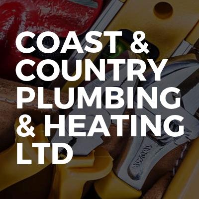 Coast & Country plumbing & heating ltd