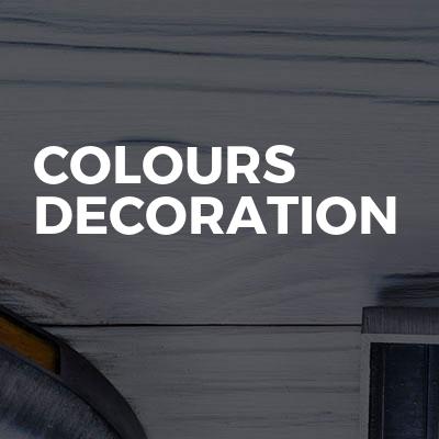 Colours decoration