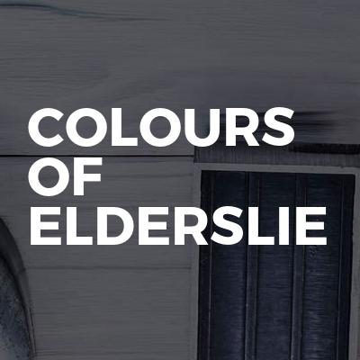 Colours Of Elderslie