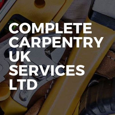 Complete Carpentry UK Services Ltd