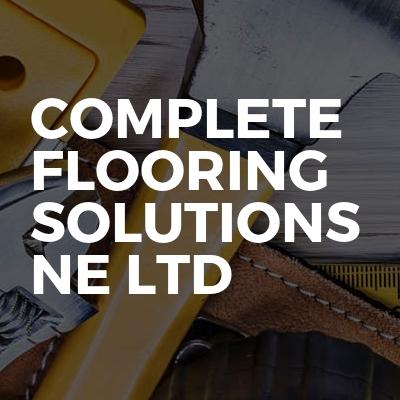 Complete Flooring Solutions NE LTd