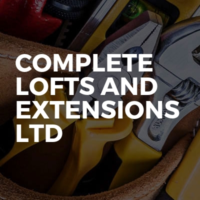 Complete Lofts And Extensions Ltd