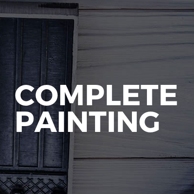 Complete Painting