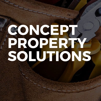 Concept property solutions
