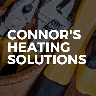 Connor's Heating Solutions