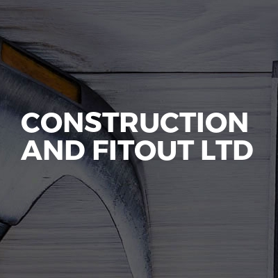 Construction And Fitout Ltd