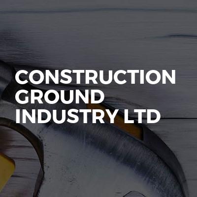 Construction Ground Industry LTd